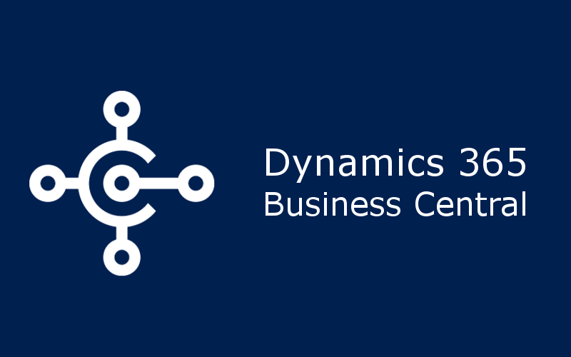 Welcome to Dynamics 365 Business Central